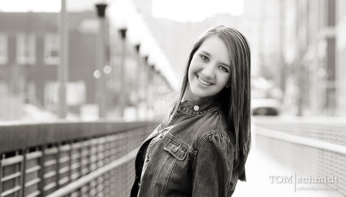 KCMO High School Senior Pictures - TS