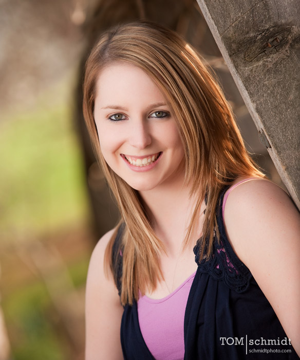 Beautiful Senior Portraits in Kansas City