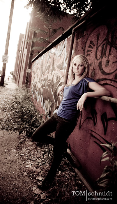 Kansas City Senior Portraits - TS Photo