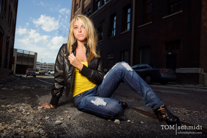 Kansas City Senior Portraits - Tom Schmidt Photo