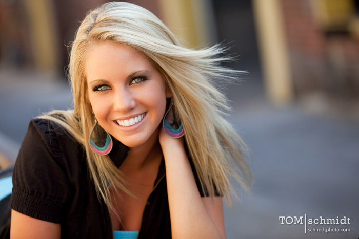 Kansas City Senior Portrait - TS Photo