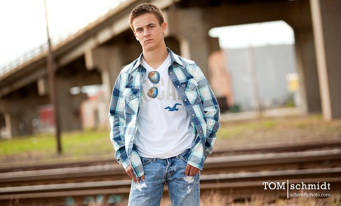 KC Senior Portrait